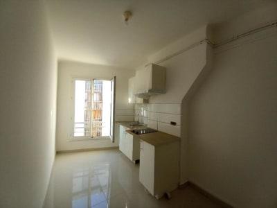 Appartement rénové Marseille - 1 pièce(s) - 30.89 m2