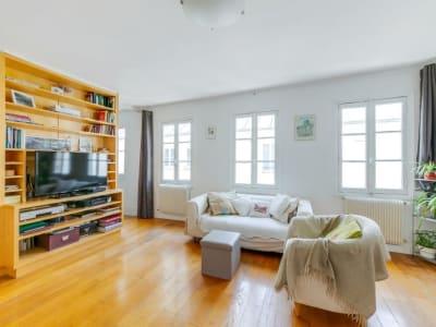 Paris 17ème - 3 pièce(s) - 45.53 m2