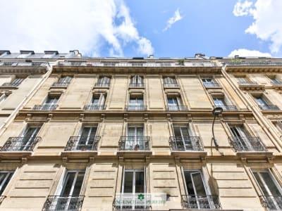 Paris 17ème - 3 pièce(s) - 58.2 m2