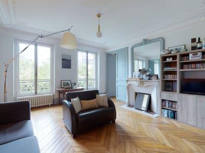 Paris 17ème - 5 pièce(s) - 89.57 m2