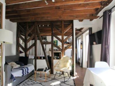 Paris - 1 pièce(s) - 35.25 m2