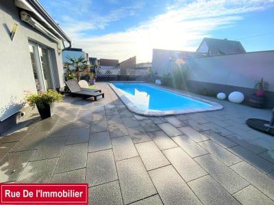 Haguenau - 4 pièce(s) - 120 m2