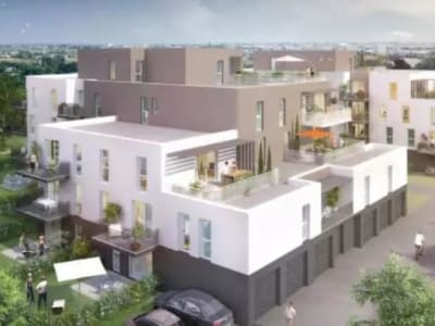 Appartement neuf Saint-nazaire - 2 pièce(s) - 43.87 m2