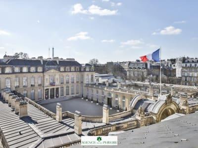 Paris 8ème - 2 pièce(s) - 48 m2