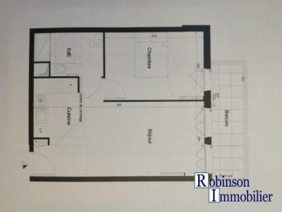 Le Plessis-robinson - 2 pièce(s) - 41 m2