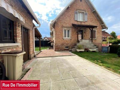 Gundershoffen - 4 pièce(s) - 98.55 m2