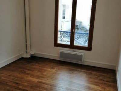 Appartement Paris - 2 pièce(s) - 37.36 m2