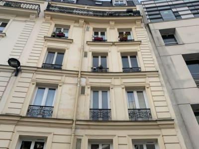 Paris 14ème - 2 pièce(s) - 47.13 m2