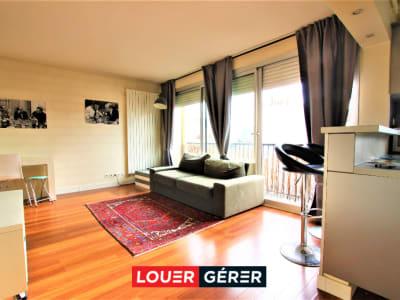 Appartement Levallois 1 pièce(s) 39 m2
