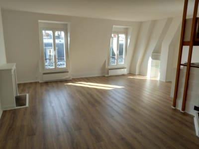 Appartement Paris - 2 pièce(s) - 57.25 m2