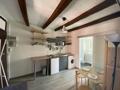 Strasbourg - 1 pièce(s) - 25.18 m2 - 2ème étage
