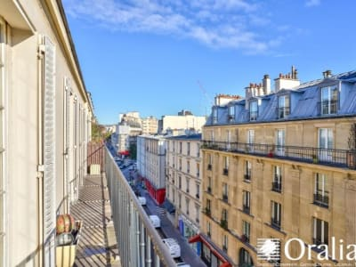 Paris 10 - 4 pièce(s) - 93 m2 - 5ème étage