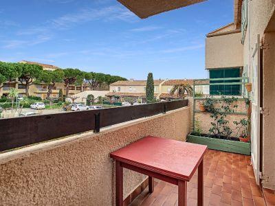 Saint Cyr Sur Mer  - Appartement T3  de  61 m2