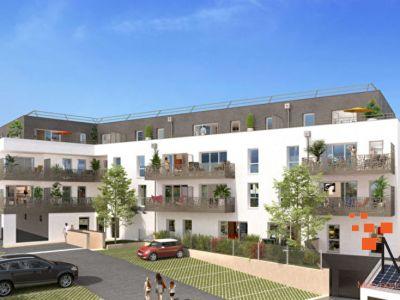 Appartement Mordelles 2 pièce(s) 38.73 m2