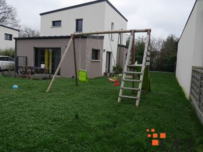 Maison Vezin Le Coquet 6 pièce(s) 118.22 m2