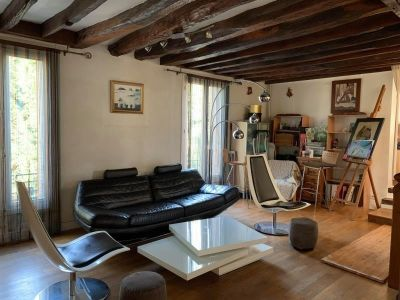 St Leu La Foret - 6 pièce(s) - 103 m2 - Rez de chaussée