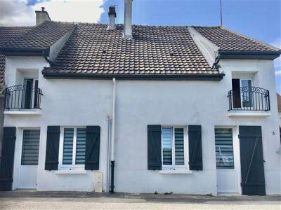maison proximité nogent l'artaud-4 pièces +100 m²