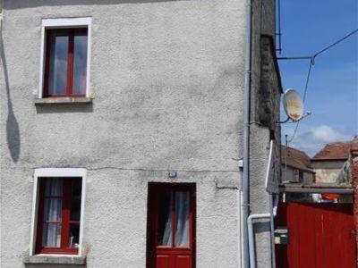 secteur neuilly saint front maison 3 pièce(s) - 55 m2