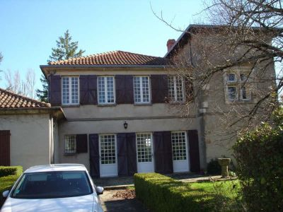 Mirandol Bourgnounac - 5 pièce(s) - 250 m2