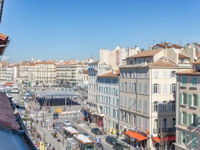 Marseille - 3 pièce(s) - 48 m2 - 5ème étage