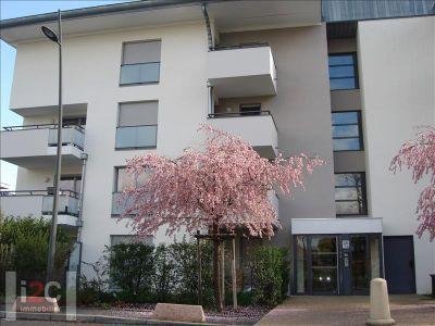 Prevessin-moens - 3 pièce(s) - 74.06 m2 - 3ème étage