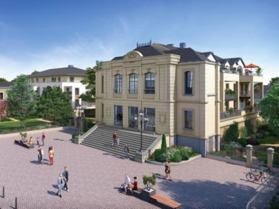 Vendome - 4 pièce(s) - 127 m2 - 1er étage