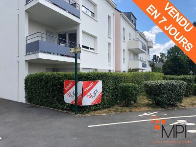Appartement Mordelles 4 pièce(s) 84.37 m2