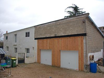 MAISON INDEPENDANTE LA CHARTRE SUR LE LOIR - 5 pièce(s) - 126 m2