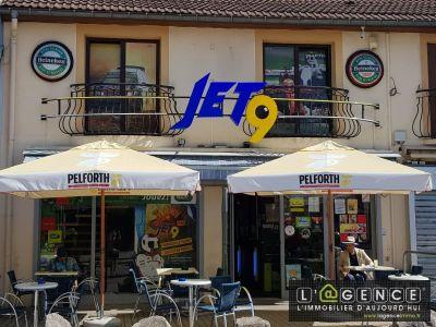 CAFE-BAR ST DIE DES VOSGES - 5 pièce(s) - 397.05 m2