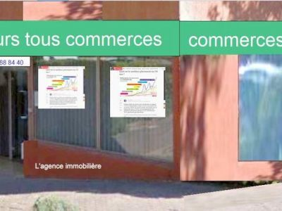 Vente local commercial Plan de Cuques