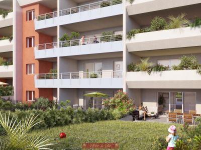 Bormes Les Mimosas - 1 pièce(s) - 42.49 m2 - 1er étage