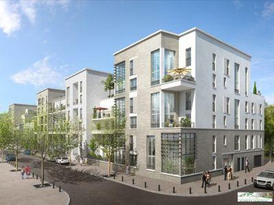 Juvisy Sur Orge - 4 pièce(s) - 97.3 m2 - 2ème étage