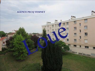 Le Pecq - 3 pièce(s) - 52 m2 - 2ème étage