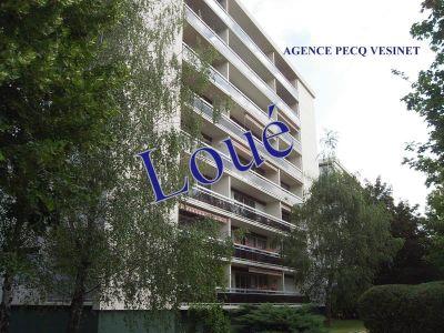 Le Pecq - 2 pièce(s) - 59.23 m2 - 3ème étage