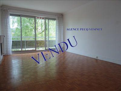 Le Pecq - 2 pièce(s) - 59 m2 - 1er étage