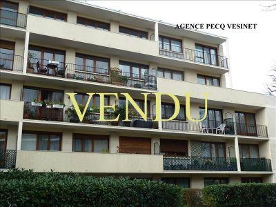 Le Vesinet - 3 pièce(s) - 78 m2 - 4ème étage