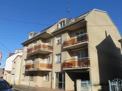 Hagondange - 3 pièce(s) - 56 m2 - 3ème étage