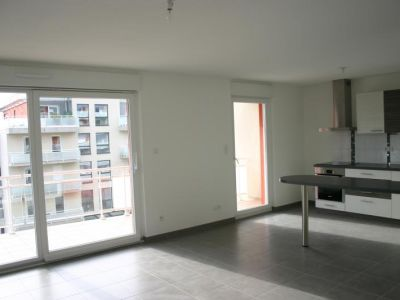 Mulhouse - 4 pièce(s) - 91 m2 - 4ème étage