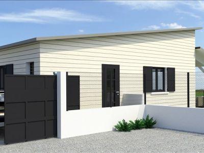 Les Avirons - 4 pièce(s) - 86.45 m2