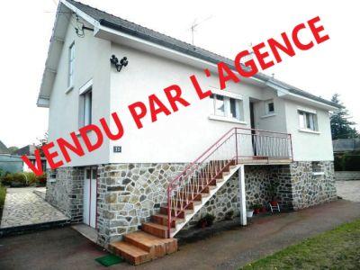 Maison sur sous-sol