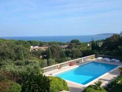 Villa Sainte Maxime 8 pièce(s) 280 m2