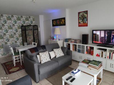 Remicourt  Appartement dans résidence  rdc  2 pièce(s) 47 m2