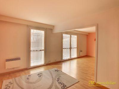 Appartement 3 pièces à louer Vaux Le Pénil 39.58 m2
