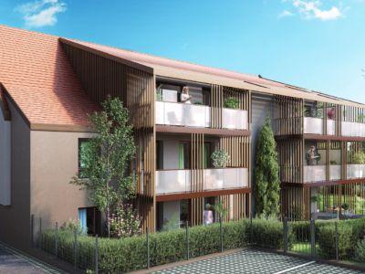 BENFELD - 3 Pièces avec terrasse