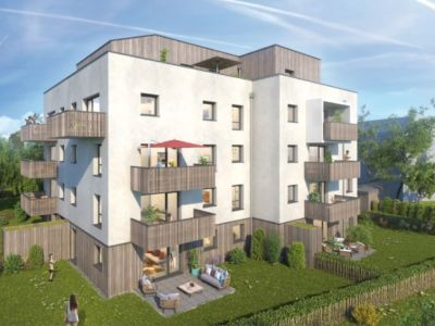 REICHSTETT - Appartement 3 pièces avec JARDIN 195m²
