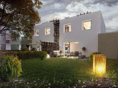 BRUMATH - Votre maison 4 pièces avec jardin