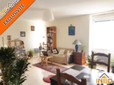 T3 Duplex GEVEZE - 3 pièce(s) - 54 m2