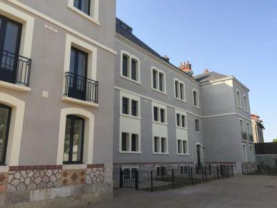 Blois - 4 pièce(s) - 83.02 m2 - Rez de chaussée