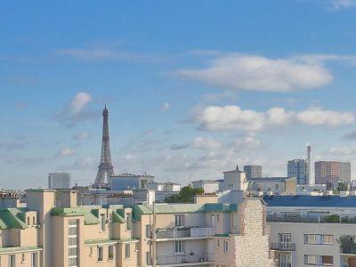 Paris 16 - 3 pièce(s) - 64.46 m2 - 9ème étage