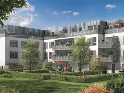 Houilles - 3 pièce(s) - 66.33 m2 - 3ème étage